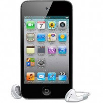 MP3 mängija Apple iPod Touch 16GB Black 4th generation